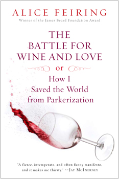 Boganmeldelse - Alice Feiring - The battle for wine and love or how I saved the world from Parkerization
